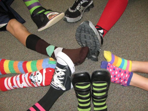 CrazySockDay