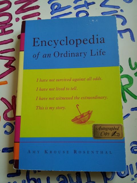 EncyclopediaOfAnOrdinaryLife