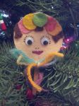 Lollypop Ornament