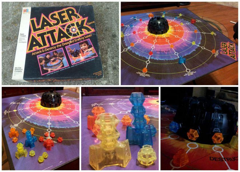 LaserAttack