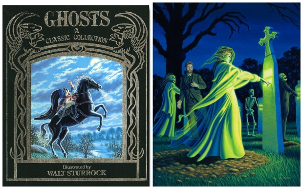 Ghosts: A Classic Collection cover and